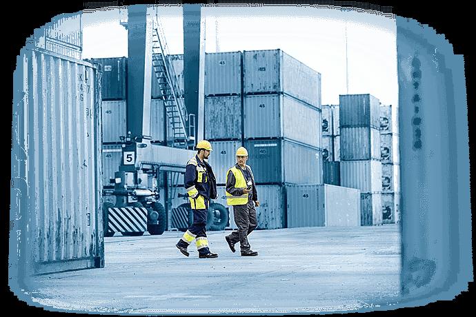 Einsatz von eCall Business Messaging in der Branche Transport, Verkehr und Logistik