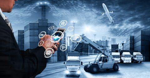 Einsatz von SMS-Gateways in der Branche Logistik, Verkehr und Transport