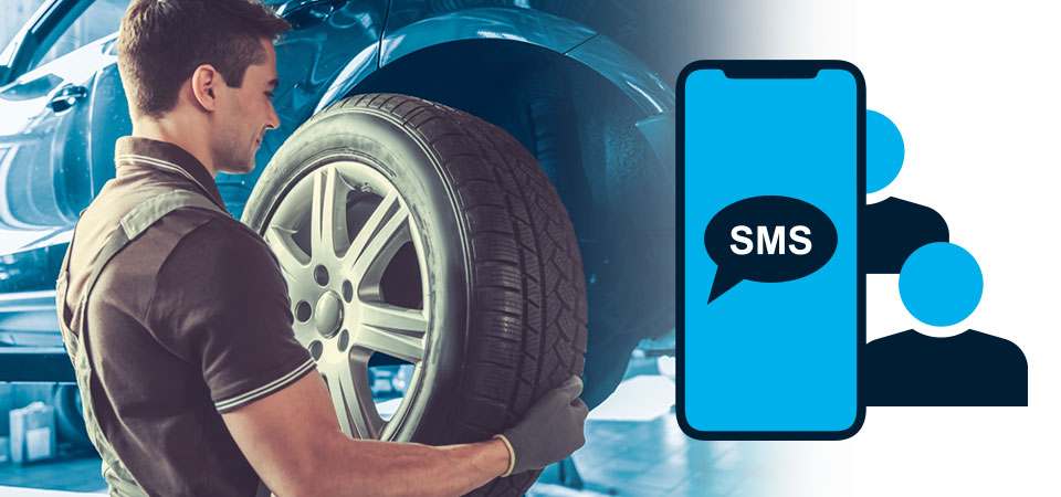 SMS für Autogaragen und Motorrad Werkstätten (Praxisbeispiele für die erfolgreiche Kommunikation)